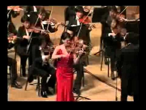 Anne Akiko Meyers Plays Mozart Concerto No.3 in G Major, Cadenzas by Wynton Marsalis