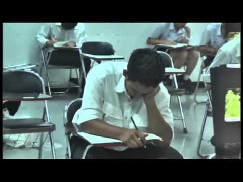 57-03-12 ข่าวการศึกษาETV ตรวจสนามสอบGAT pat