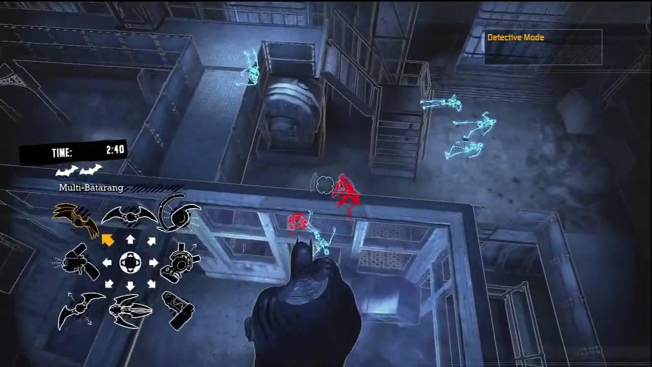 Batman: Arkham Asylum Achievement Guide & Road Map ...