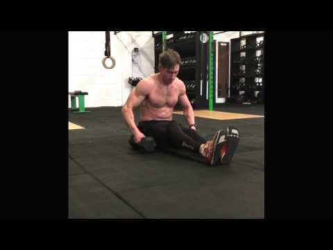 Knee tuck hold variations