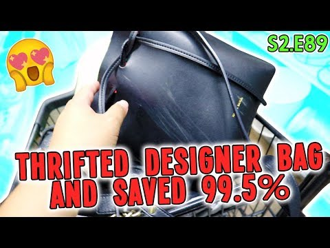 thrifted-designer-bag-and-saved-99.5%-|-goodwill-hunting-&-haul-s2.e89