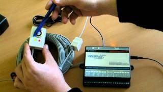 Кситал gsm  4 (4Т) сигнализация система