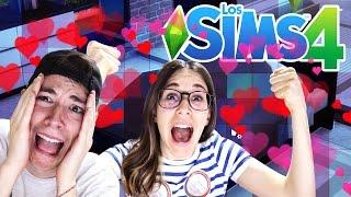 LA PRIMERA VEZ DE secso  DE MI HERMANA | Sims 4 con Sara #9