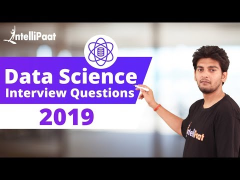 Data Science Interview Questions and Answers for 2019