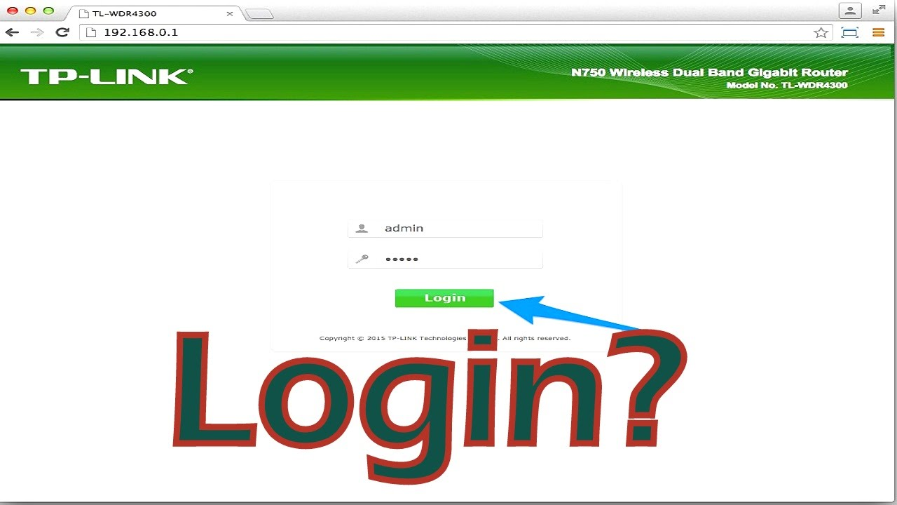 How to Login TP Link Router | Very Easy Steps - YouTube
