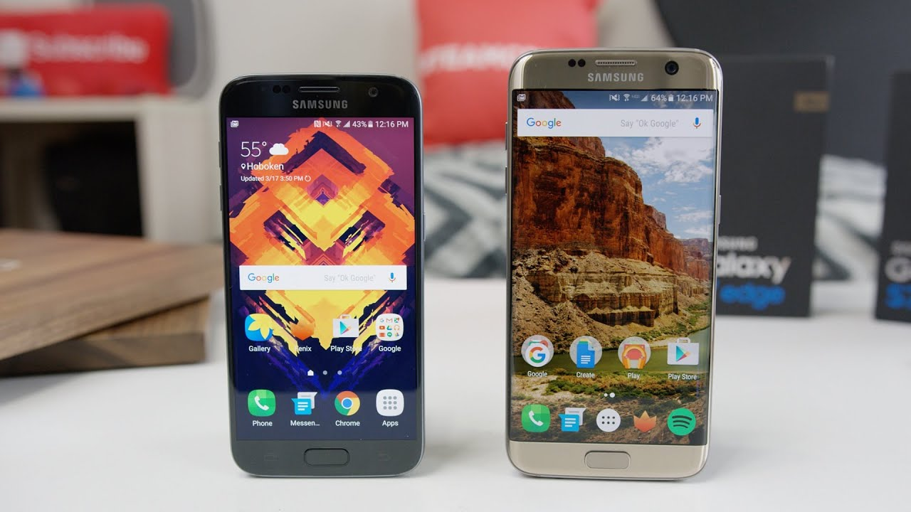 Samsung Galaxy S7 Edge - Review