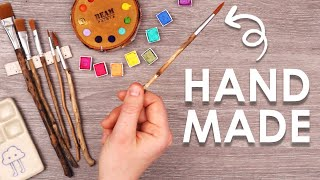 HANDMADE PAINTS, PAPER, and MORE - Small Business Art Supply Haul