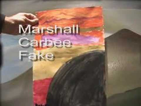 Feds Bust Fake Carbee Painting Racket