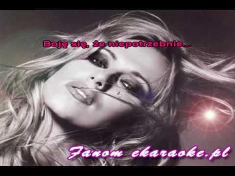Virgin (Doda) - Nie zawiedź mnie  karaoke