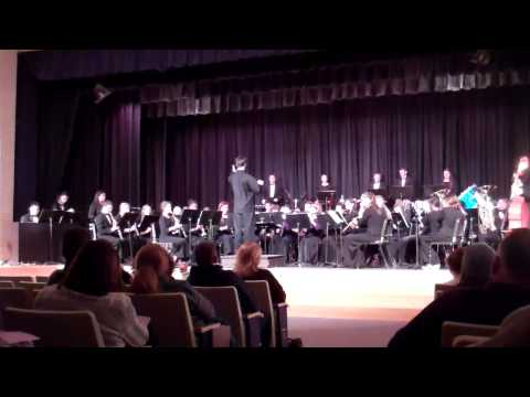 Quabbin Regional High School Symphonic Winds 2