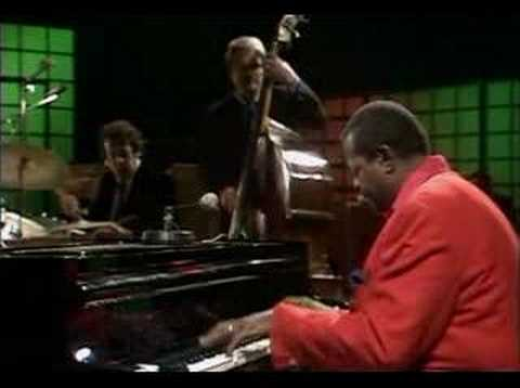 Keith Emerson & Oscar Peterson - Honky Tonky Train Blues