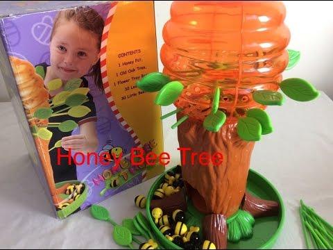 Honey Bee Tree Game to play