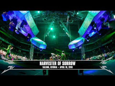 Metallica: Harvester of Sorrow (MetOnTour - Tallinn, Estonia - 2010)