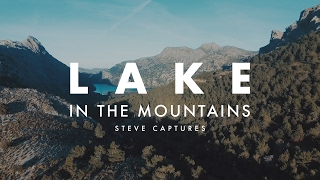 Lake In The Mountains | A Mallorca Aerial Video 2017 | 4K