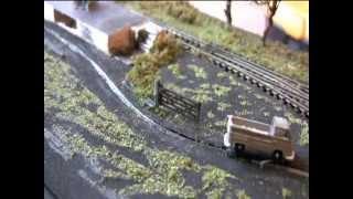 N Gauge Model Railway Part 32 Flexible Drive By Shed Engineering