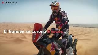 Dakar 2018: Los 7 pilotos más ganadores de la historia | TODOAutos.pe