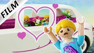 Playmobil Film deutsch | Neues Traumpaar?! Nils Schnösel & Pia | Hannah Vogel flippt aus Kinderserie