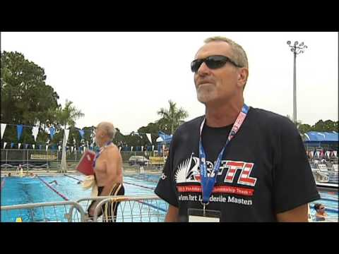 SNN: Pan American Masters Swimming Competition