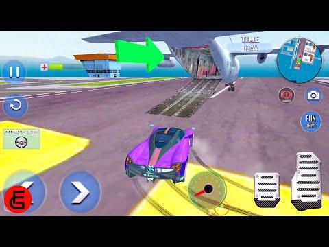 Multi Trailer Car Transport - Airplane Pilot Car Transporter SImulator | Friction Games