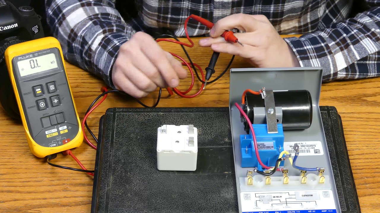 How to Test the Relay in Franklin Electric Control Boxes