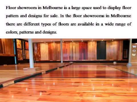 Floor Showroom Melbourne