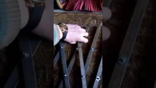 видео Раздвижные двери своими руками : дизайнерская работа