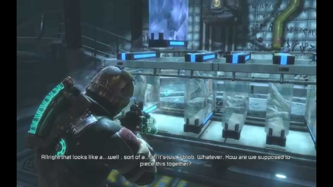 Dead Space 3 Rosetta Pieces Solution - YouTube