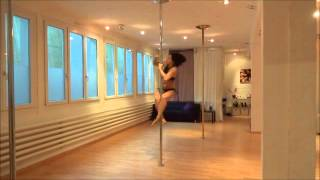 Application for Swiss Pole Dance Championship 2014 -  Jazzy K
