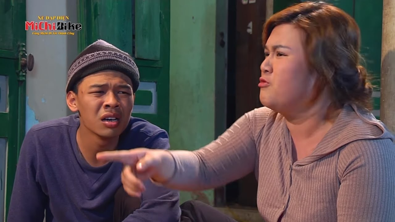 Vợ Chồng Trẻ | Phim Hài Trung Ruối, Minh Tít, Quang Tèo