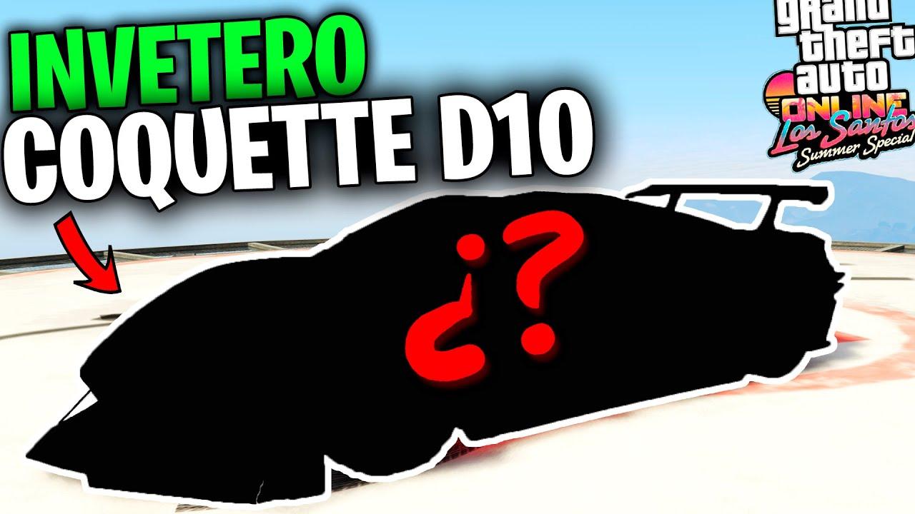 TUNEANDO EL **INVETERO COQUETTE D10** - DLC GTA V LOS SANTOS SUMMER SPECIAL   Stratus