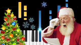 """Cover images Wham! - Last Christmas - Piano Tutorial / Piano Cover - How to play """"Last Christmas"""" on piano"""