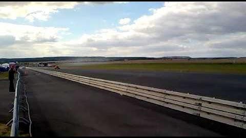 BMW Syndikat Asphaltfieber 2010 Livestrip.com Dragster mit 2000PS