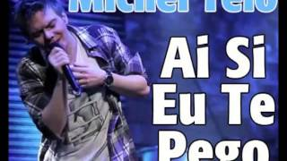 Michel Telo   Ai Se Te Ue Pego  12'' Sagi Abitbul Radio Remix Vinyl Thumbnail