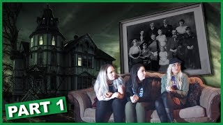 Gambar cover I Stayed At One Of The Most Haunted Houses In Canada (Part 1)