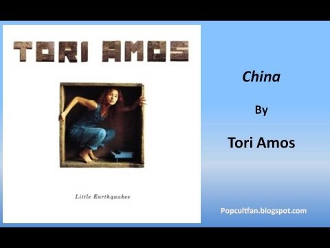 Tori Amos - China (Lyrics)
