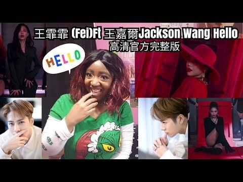 Fei - Hello feat. Jackson Wang MV Reaction