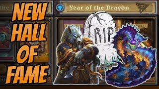 New Hall of Fame Review   RIP Odd and Even decks   Year of the Dragon!