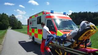 Was ist der Notfallsanitäter? Filmprojekt der NotSan Azubis 2018