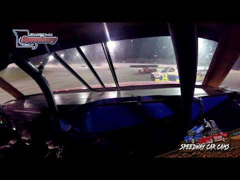 #1 Dylan Bates - Pro Late Model - 4-6-19 I-44 Speedway - In Car Camera