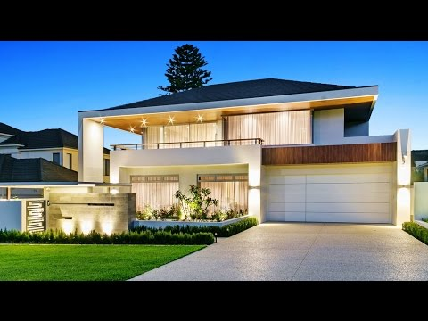 2017 Modern Contemporary Two Storey Luxury Residence In