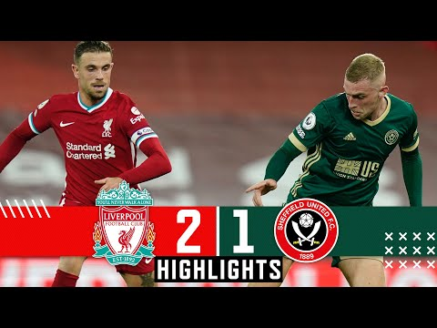 Liverpool 2-1 Sheffield United | Premier League Highlights | Firmino and Jota Goals & Berge penalty