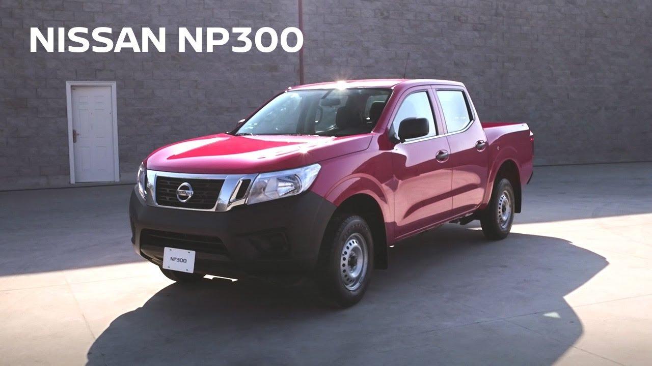 Descubre A Nissan Np300 2018 Youtube