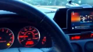 2006 Mazda 6 Train Horn Demo with Buttons Layout