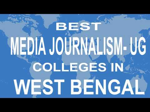 Best UG Media Journalism Colleges And Courses  In West Bengal