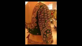 Wedding blouse designs for beautiful brides and for their guest's