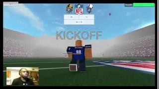 XBOX ROBLOX Football Wit the Boyz!!