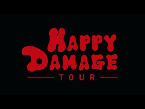 Jacuzzi Boys - Happy Damage Tour Doc