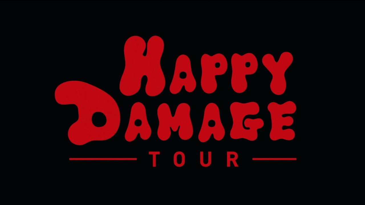 Jacuzzi Boys - Happy Damage Tour Doc