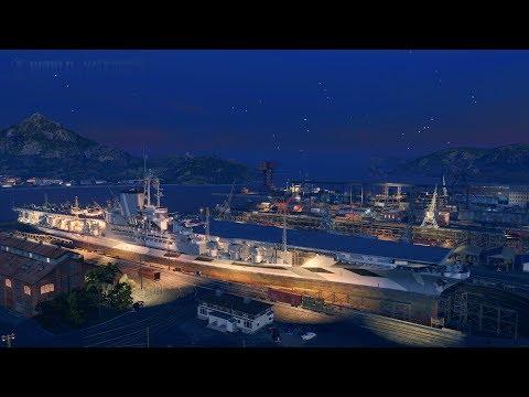 World Of Warships - MIDWAY -  ИСТРЕБЛЕНИЕ СТИГМЯТ ПОД ПИВАС! =)