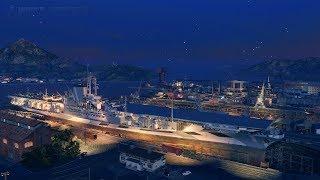 World Of Warships - MIDWAY - ВИНИЩЕННЯ СТИГМЯТ ПІД ПИВЦЕ! =)